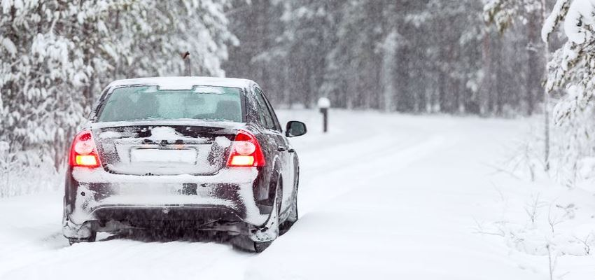 Protecting Your Car from Road Salt and Winter Weather