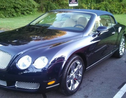 Bentley Car Detailing
