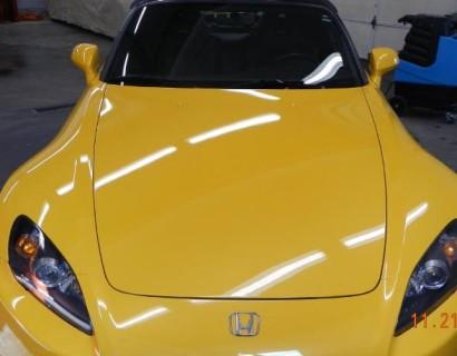 Honda Car Detailing
